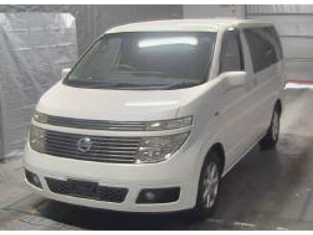2004 NISSAN ELGRAND 3.5 AUTOMATIC * FRESH IMPORT * SOLD (picture 2 of 6)