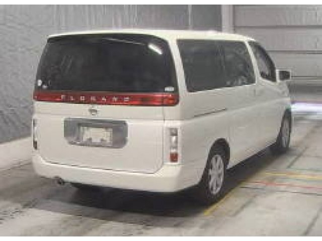 2004 NISSAN ELGRAND 3.5 AUTOMATIC * FRESH IMPORT * SOLD (picture 3 of 6)