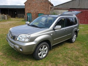 2006 'Nissan X-trail 06 Columbia DCi New MOT, FSH. For Sale