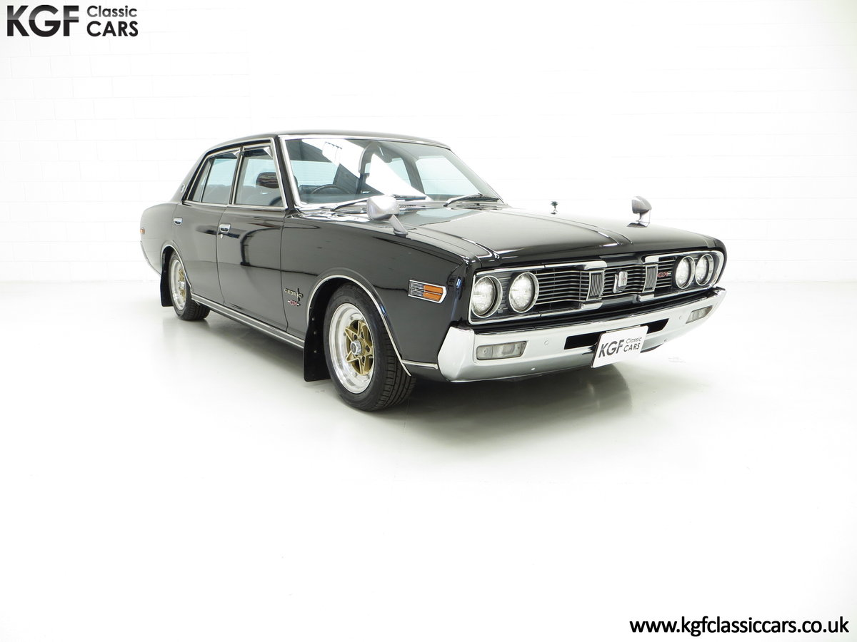 1974 A Super Cool and Retro JDM Nissan Cedric 230 GX SOLD (picture 1 of 6)