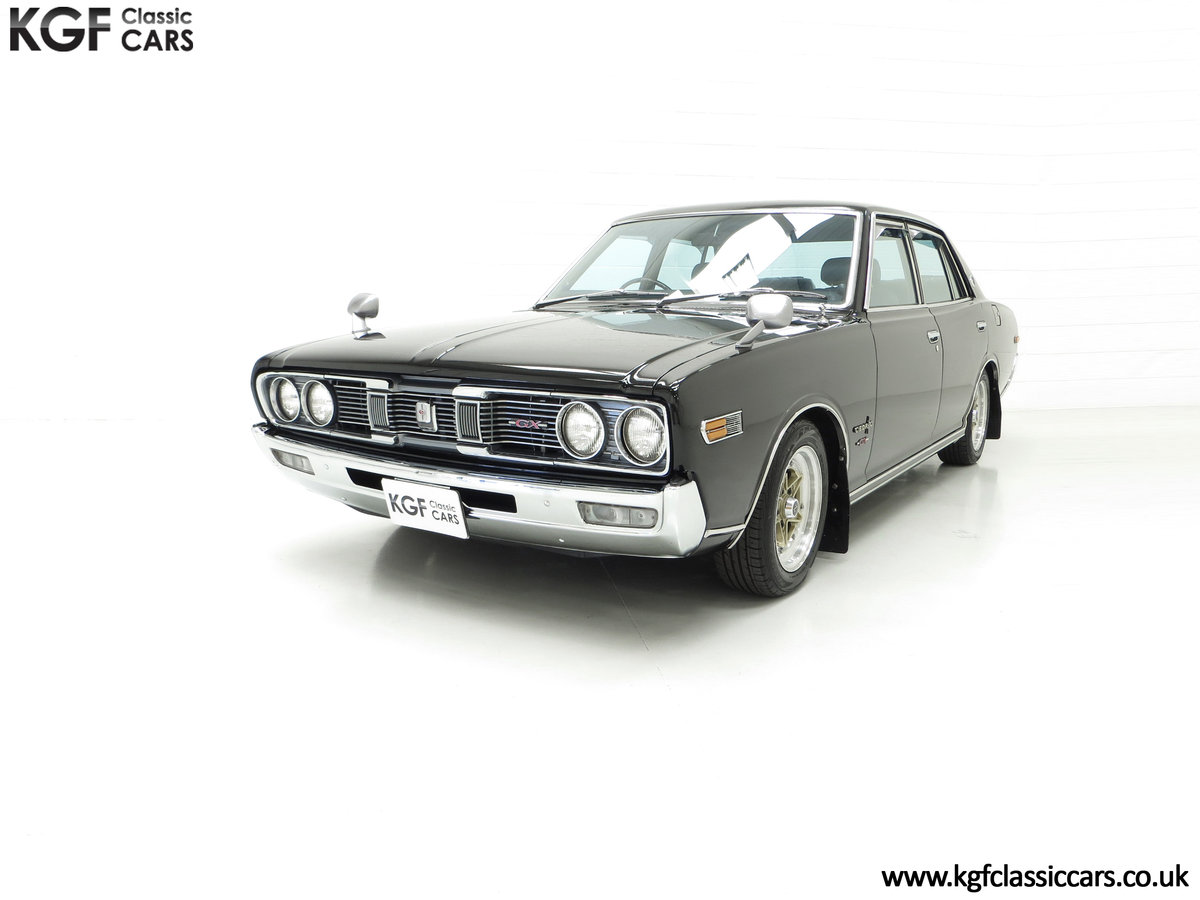 1974 A Super Cool and Retro JDM Nissan Cedric 230 GX SOLD (picture 2 of 6)