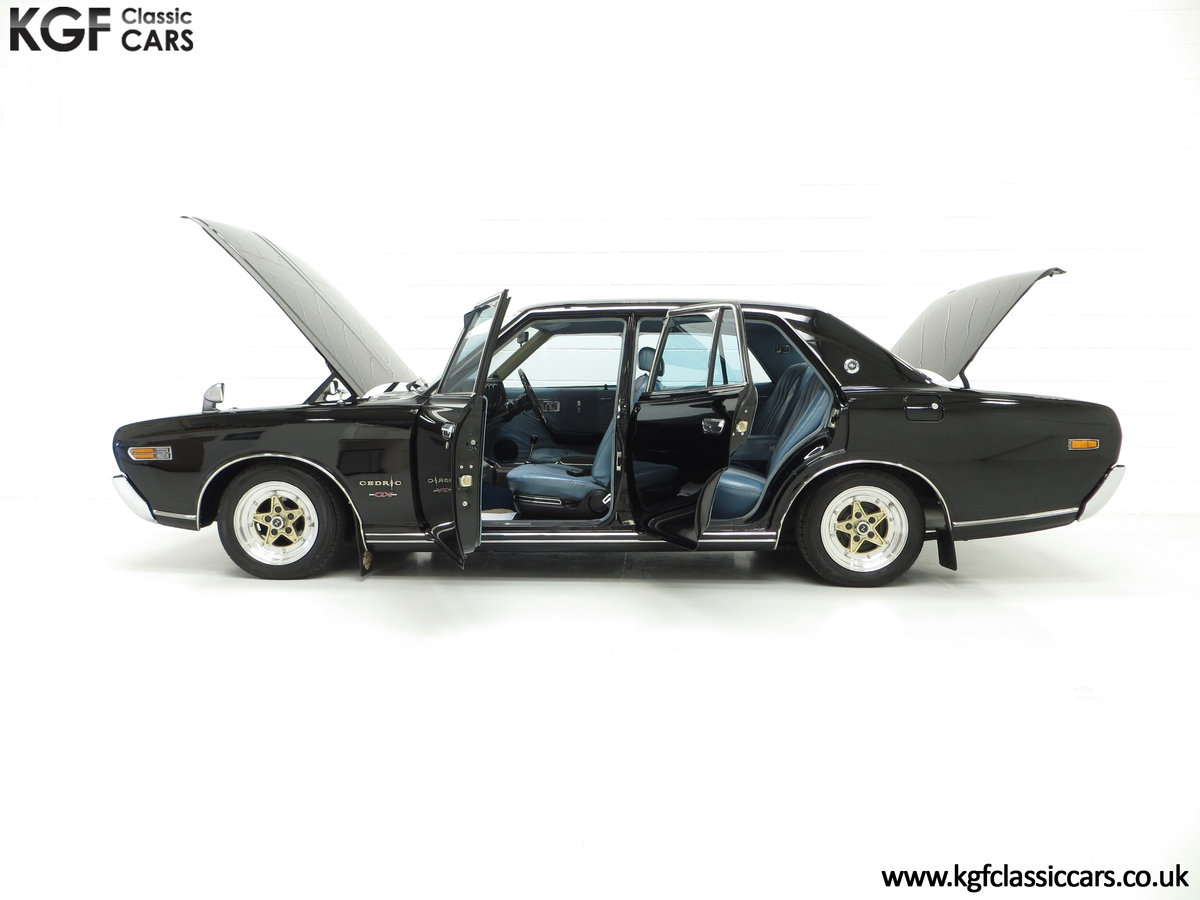 1974 A Super Cool and Retro JDM Nissan Cedric 230 GX SOLD (picture 3 of 6)
