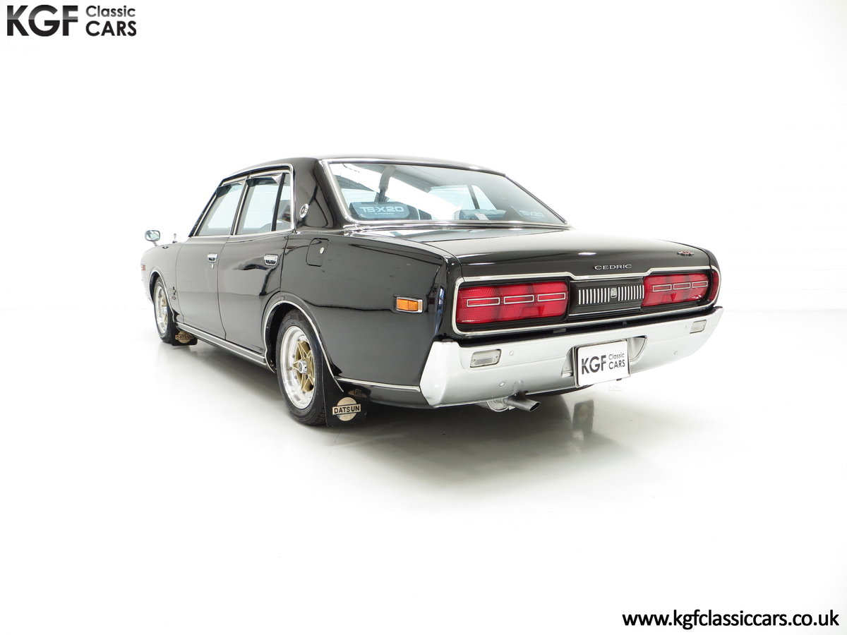 1974 A Super Cool and Retro JDM Nissan Cedric 230 GX SOLD (picture 4 of 6)