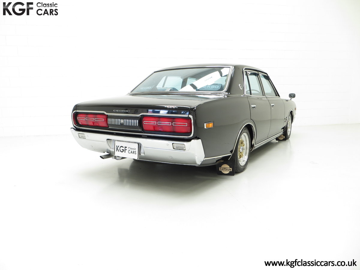 1974 A Super Cool and Retro JDM Nissan Cedric 230 GX SOLD (picture 5 of 6)
