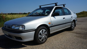 1994 Nissan Primera P10 - 13 Months MOT For Sale