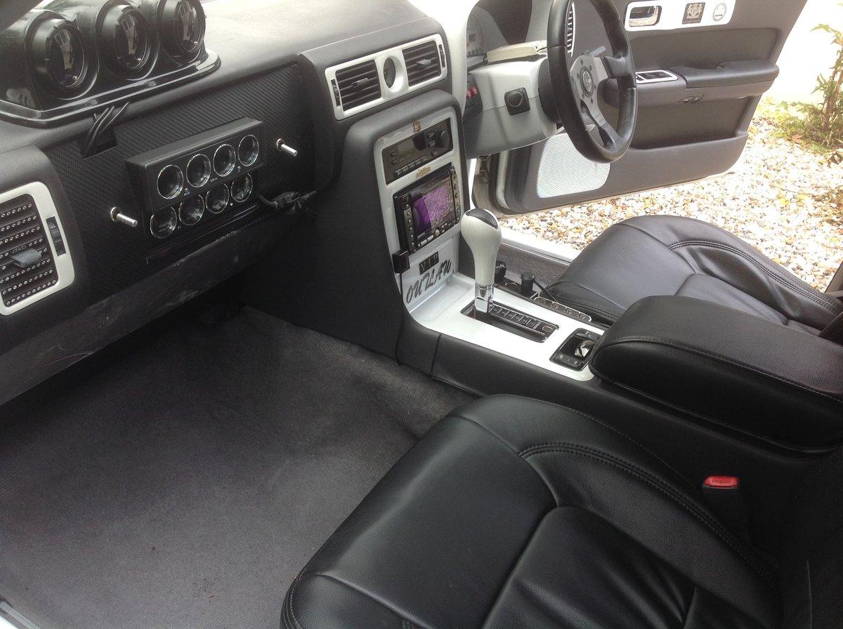 Nissan Gloria Gran Turismo VIP (Bippu) 1996 For Sale (picture 4 of 6)