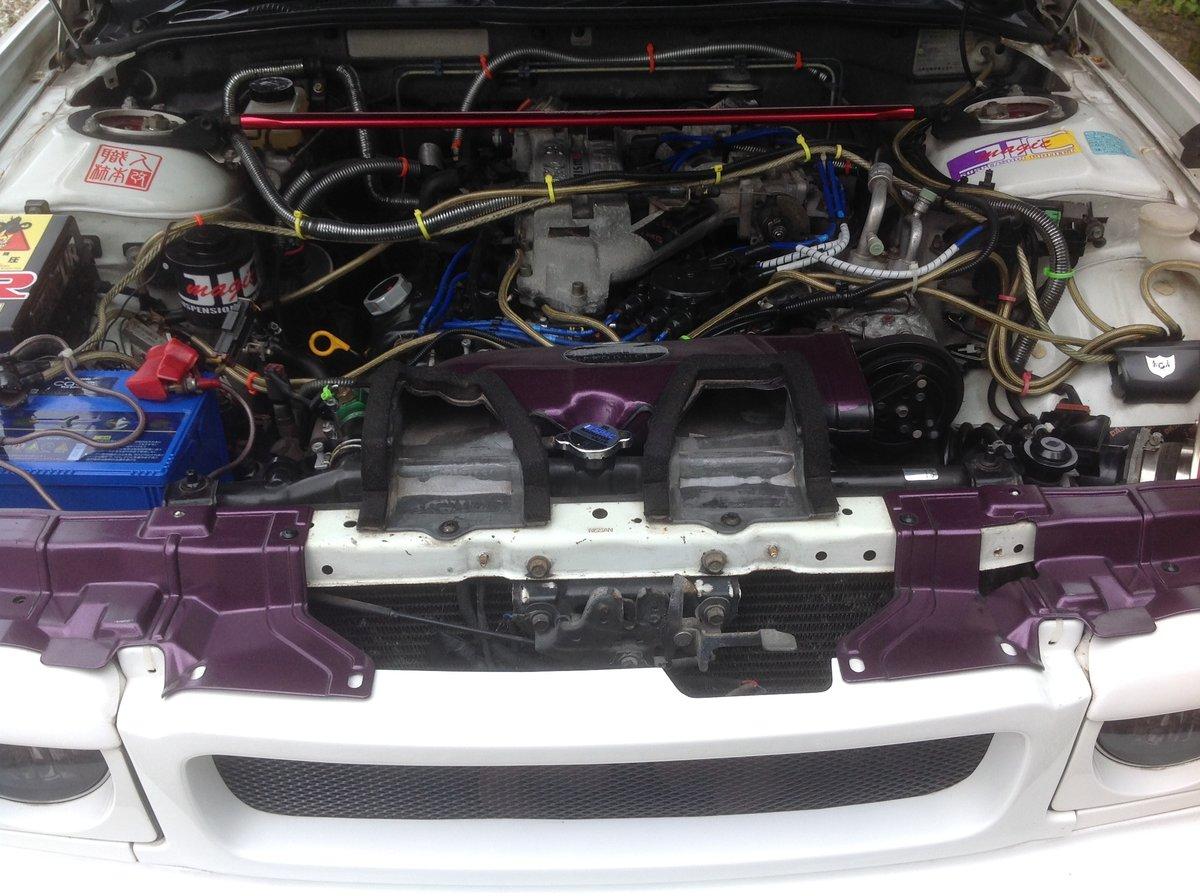 Nissan Gloria Gran Turismo VIP (Bippu) 1996 For Sale (picture 5 of 6)