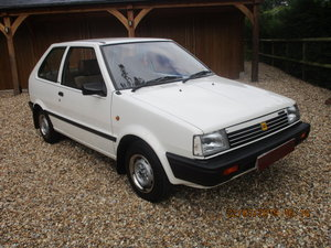1986 Nissan Micra Colette K10 1000cc (Only 25000 Miles) For Sale