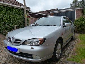 2001 Nissan Primera SE+  For Sale