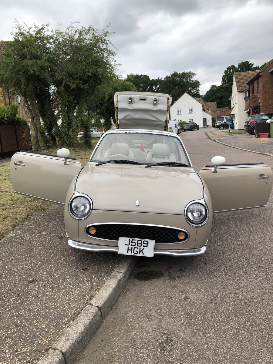 1991 Nissan Figaro For Sale (picture 3 of 6)