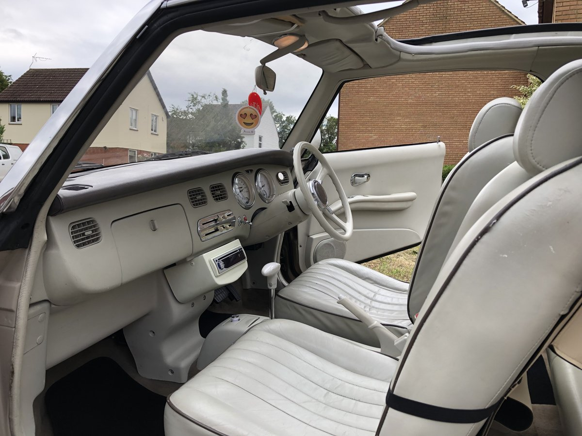 1991 Nissan Figaro For Sale (picture 4 of 6)