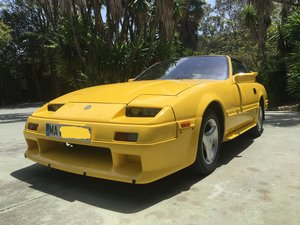 1985 Nissan 300ZX Targa Top American Spec. For Sale