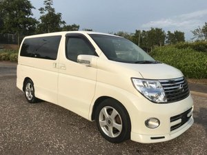2006 FRESH IMPORT NISSAN ELGRAND HIGHWAY STAR 4WD AUTO 3.5 8 For Sale