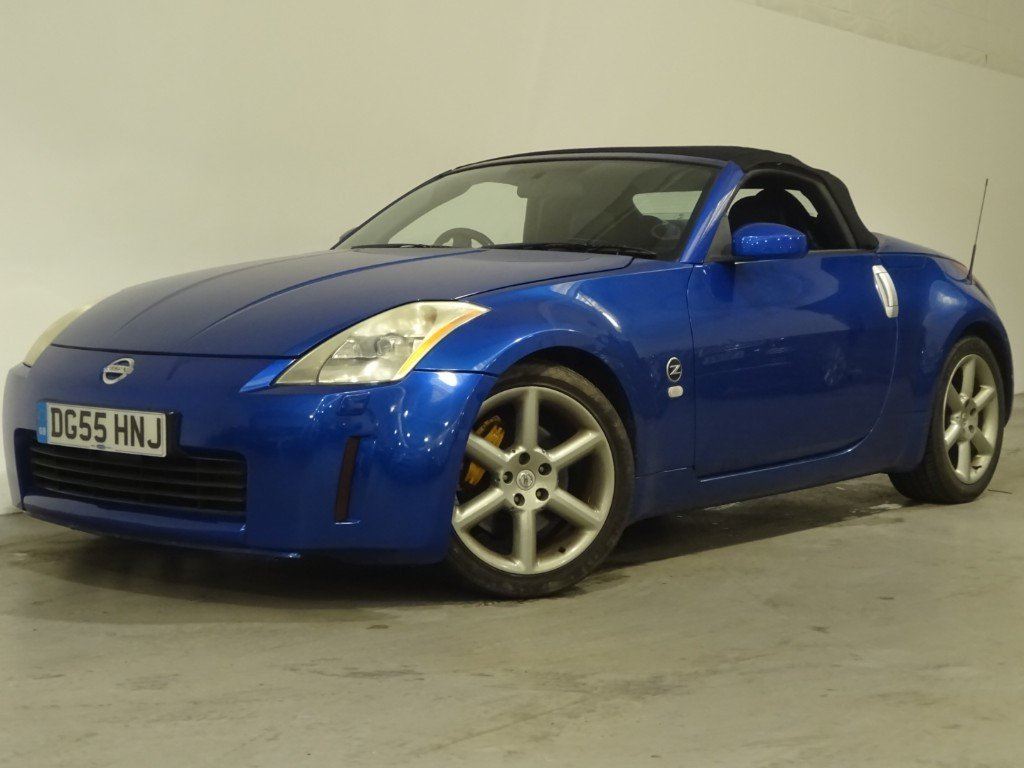 2005 Nissan 350Z - 3.5L V6 For Sale (picture 1 of 6)