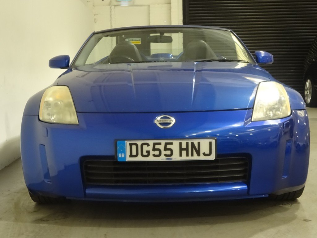 2005 Nissan 350Z - 3.5L V6 For Sale (picture 2 of 6)