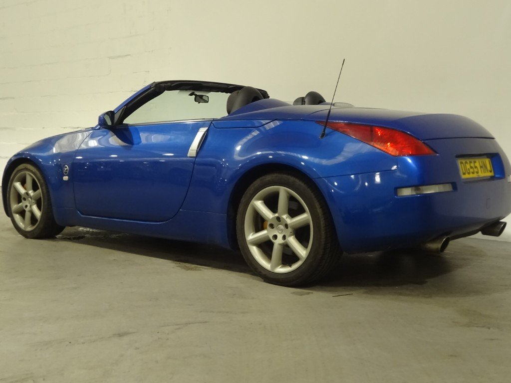 2005 Nissan 350Z - 3.5L V6 For Sale (picture 3 of 6)
