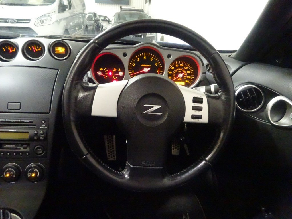 2005 Nissan 350Z - 3.5L V6 For Sale (picture 6 of 6)