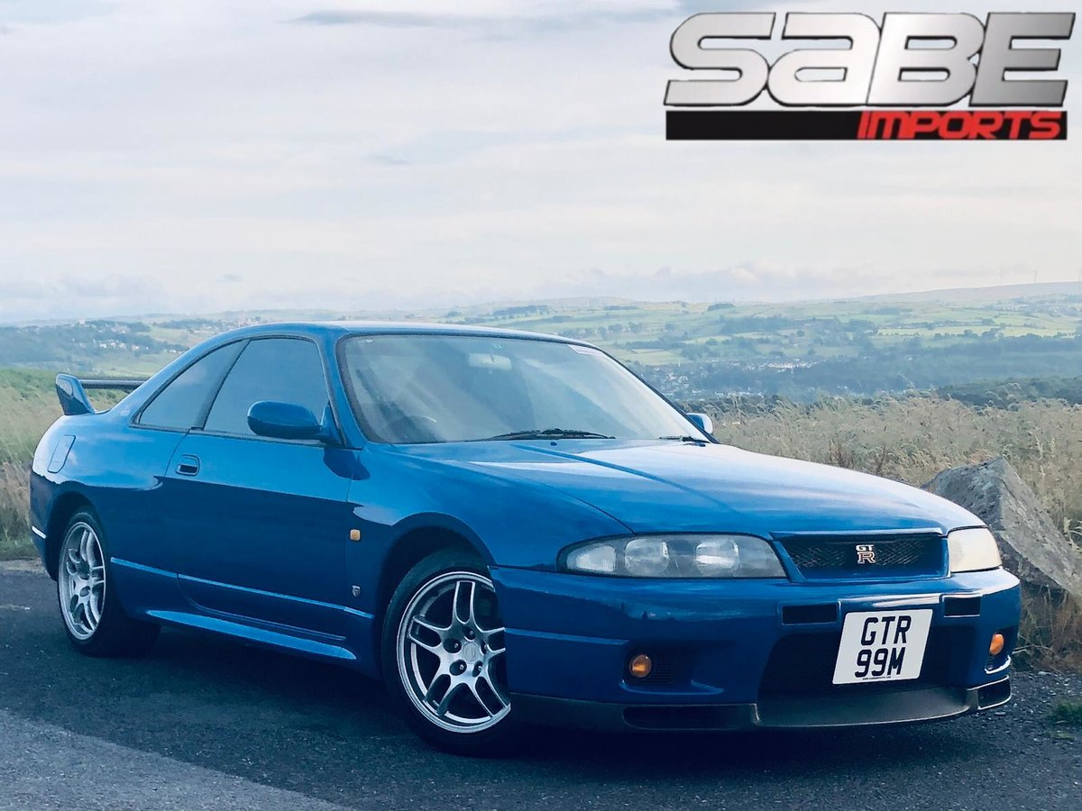 1996 Skyline GTR LM Edition V-Spec Excellent Investment For Sale (picture 1 of 6)