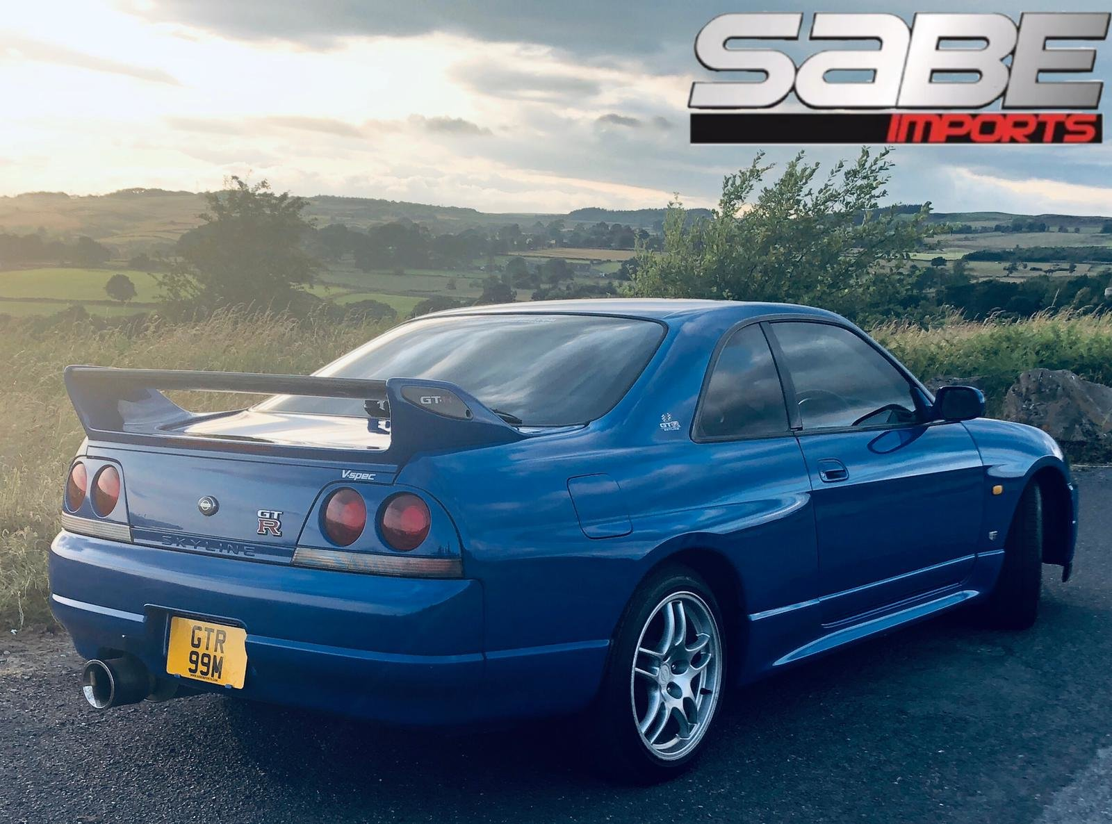 1996 Skyline GTR LM Edition V-Spec Excellent Investment For Sale (picture 3 of 6)