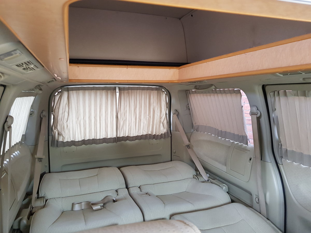 2006 NISSAN ELGRAND 2.5 4X4 DAY VAN RARE HIGH TOP CAMPER * For Sale (picture 6 of 6)