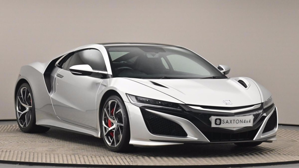 2017 Used HONDA NSX 3.5 V6 for sale For Sale (picture 1 of 6)