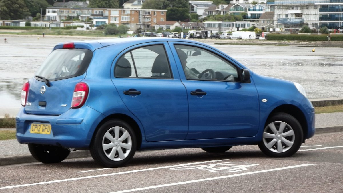 2012 NISSAN MICRA VISIA PURE EDT 1.2 5 DR HATCH 20000 miles For Sale (picture 3 of 6)