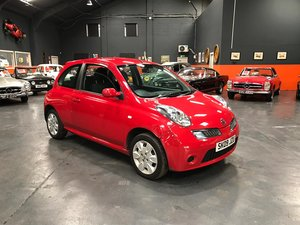2009 NISSAN MICRA 1.2 ACENTA 3d 80 BHP. PERFECT FIRST CAR!! For Sale
