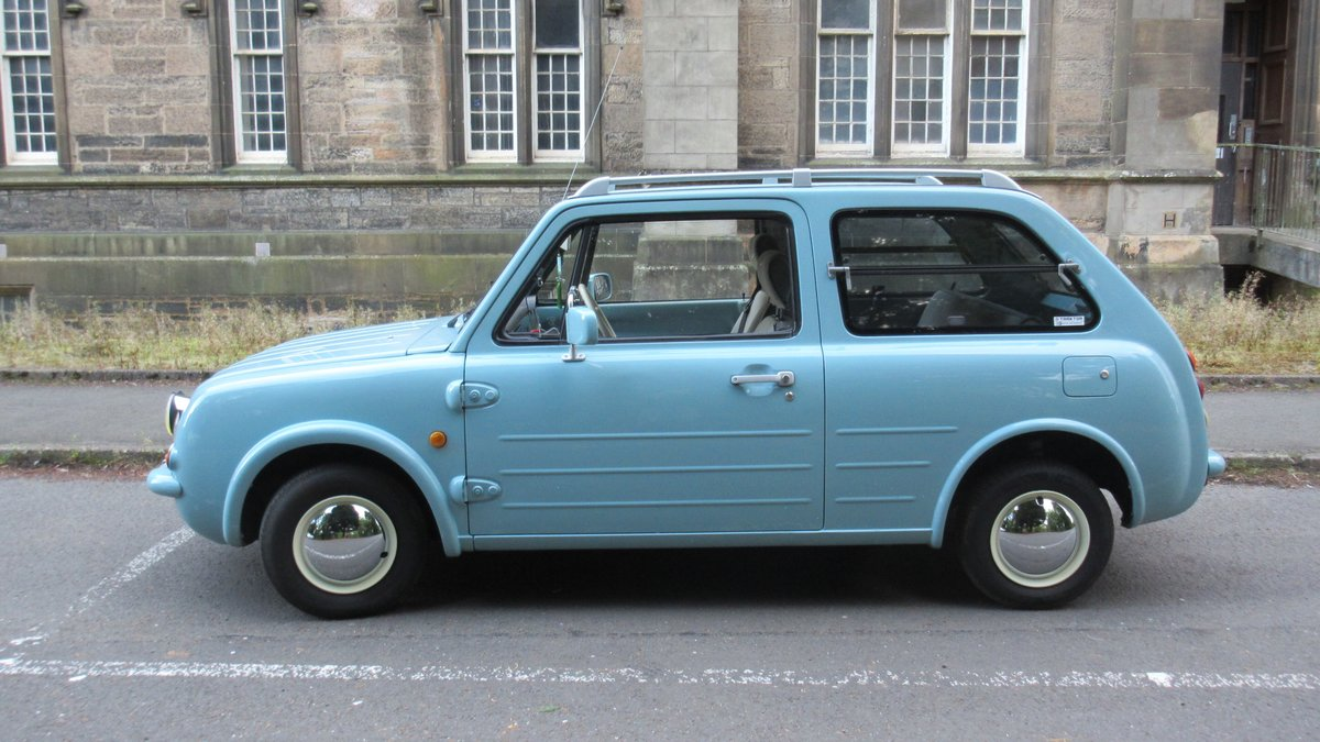 1989 Nissan Pao (Beautiful  Original  Condition) For Sale (picture 1 of 6)