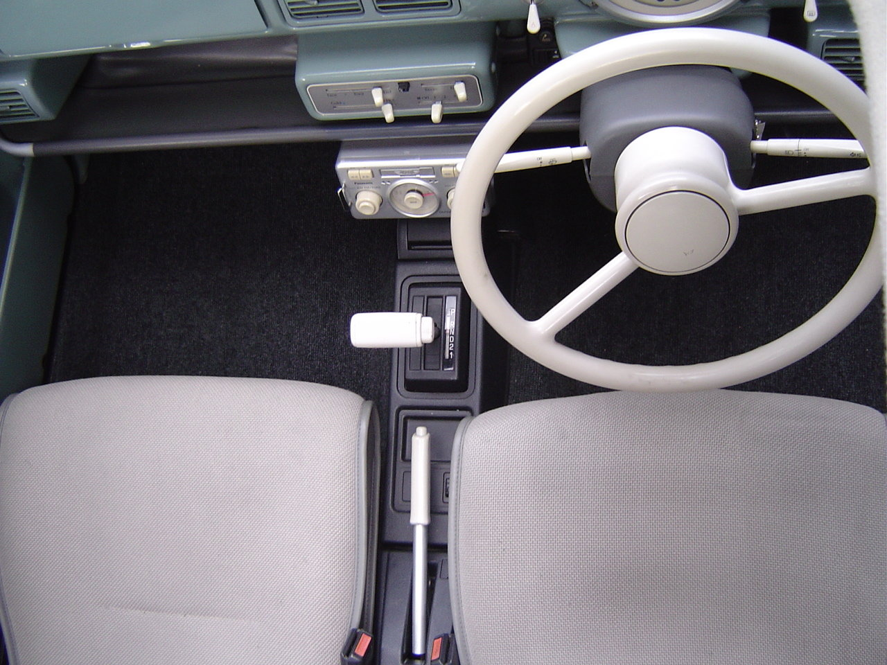 1989 Nissan Pao (Beautiful  Original  Condition) For Sale (picture 5 of 6)