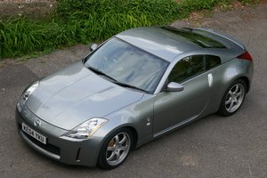 2004 Nissan 350Z - Low Mileage - Great Condition For Sale