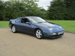 1993  Nissan 300 ZX Turbo Auto at ACA 24th August