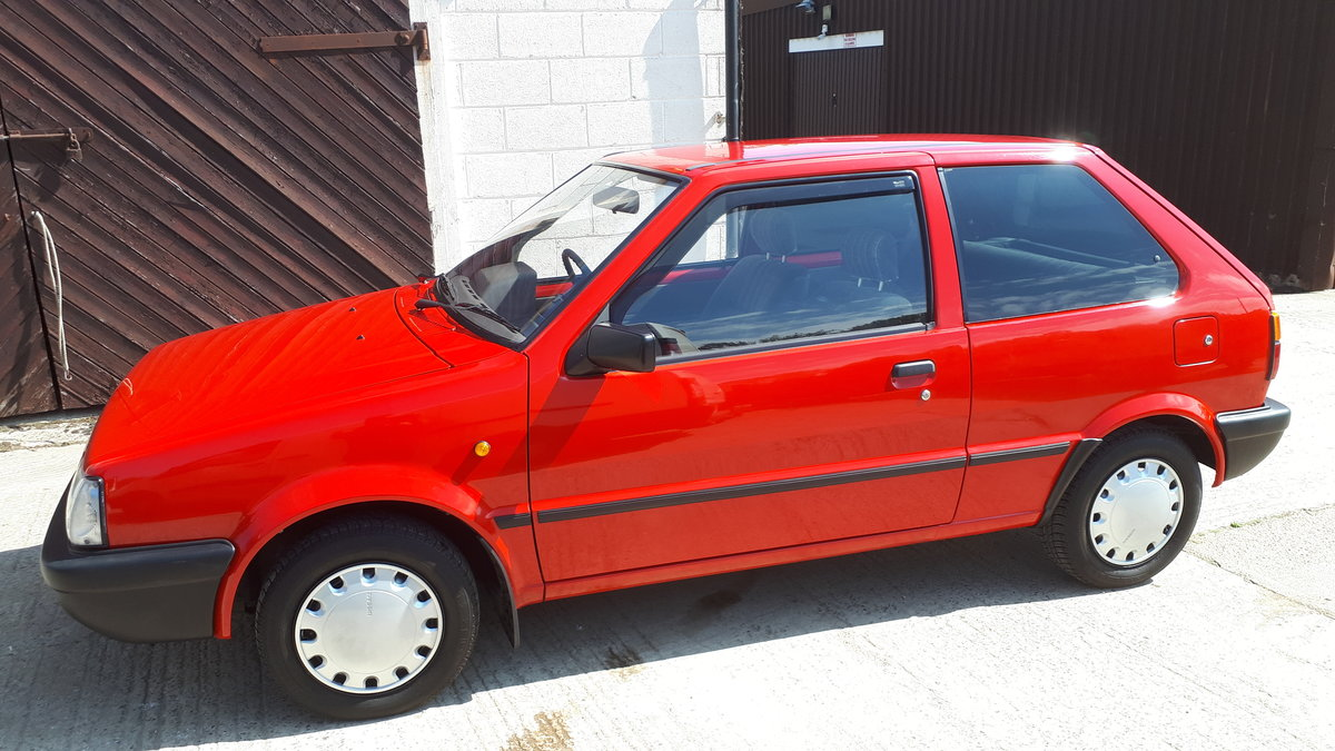1990 Nissan Micra LS K10 For Sale (picture 2 of 6)