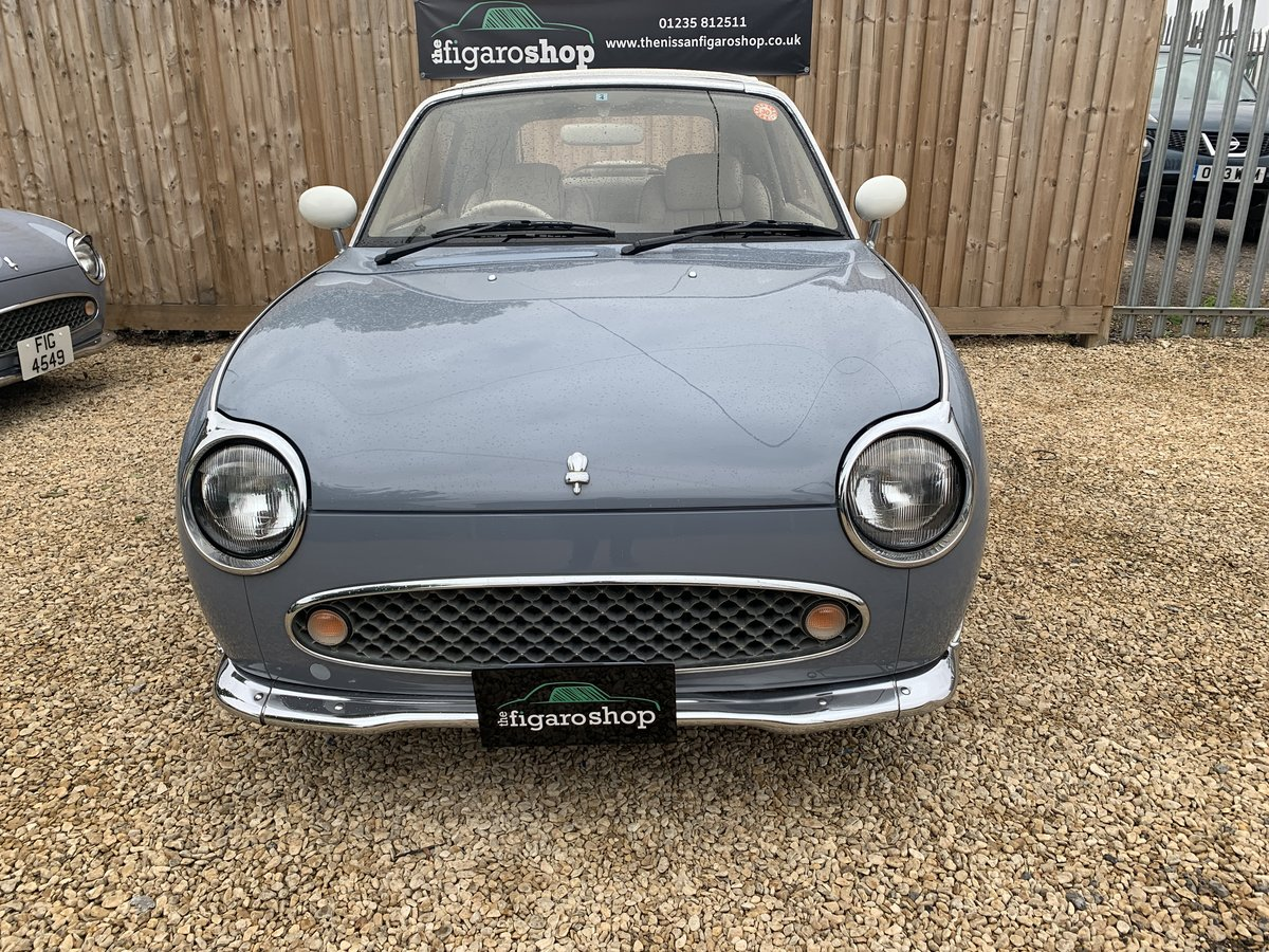 1991 Figaro Lapis Grey  For Sale (picture 1 of 4)