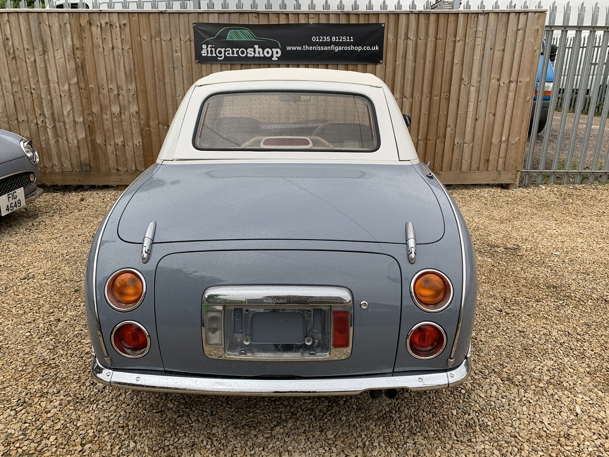 1991 Figaro Lapis Grey  For Sale (picture 2 of 4)