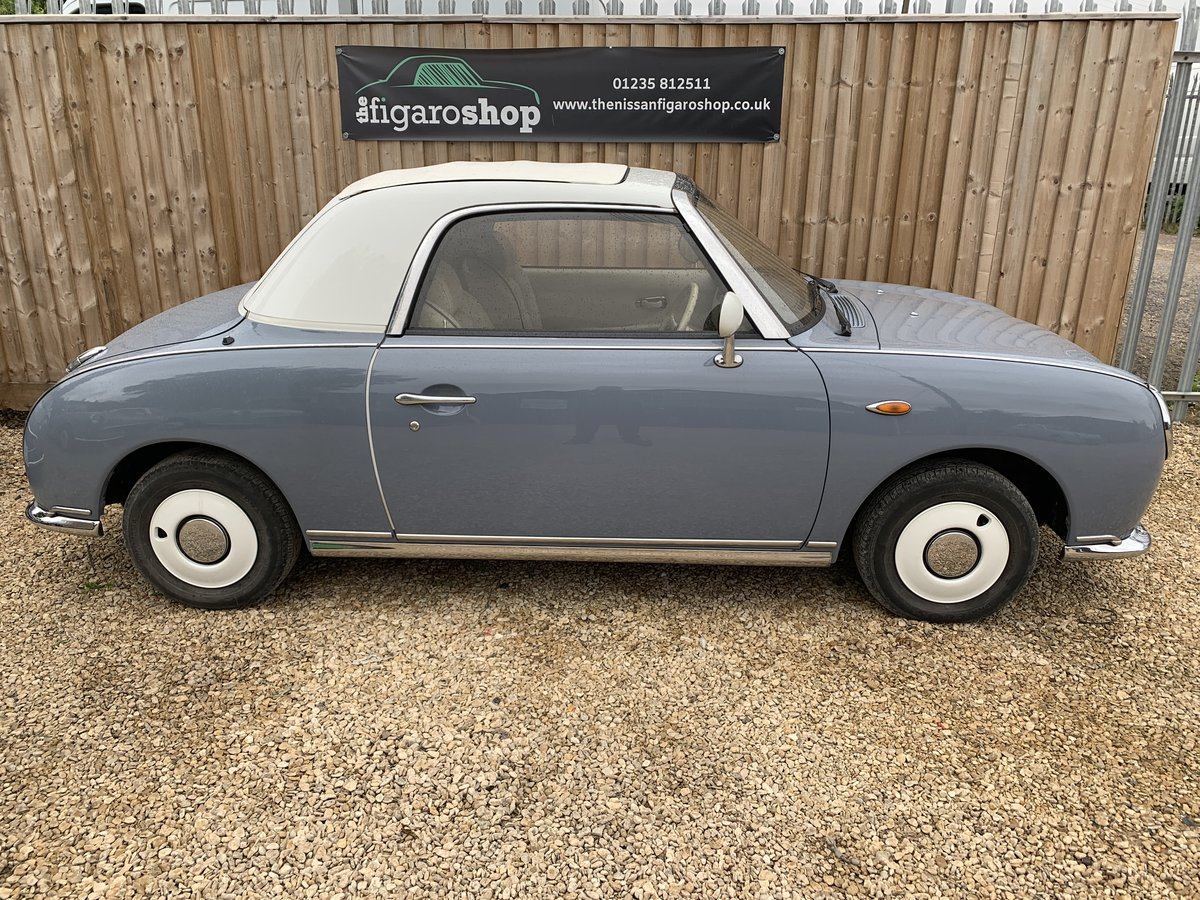 1991 Figaro Lapis Grey  For Sale (picture 3 of 4)
