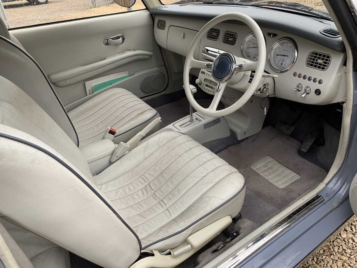 1991 Figaro Lapis Grey  For Sale (picture 4 of 4)