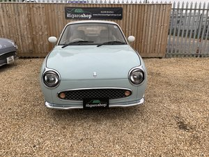 1991 Nissan Figaro Pale Aqua For Sale
