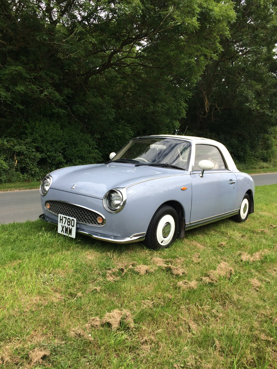 1991 Nissan Figaro For Sale (picture 1 of 6)