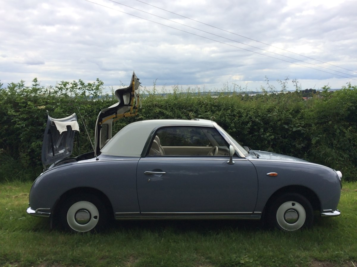 1991 Nissan Figaro For Sale (picture 5 of 6)