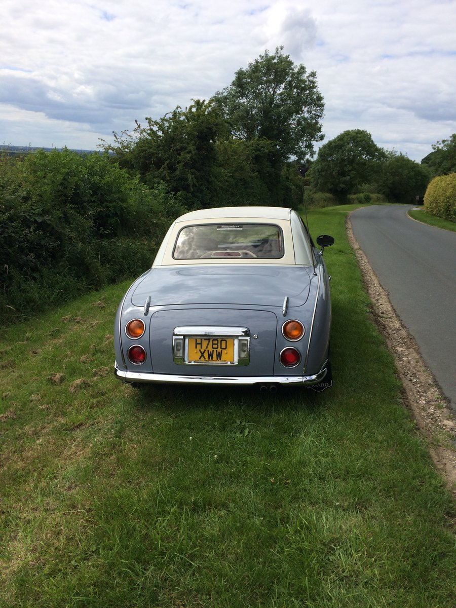 1991 Nissan Figaro For Sale (picture 6 of 6)