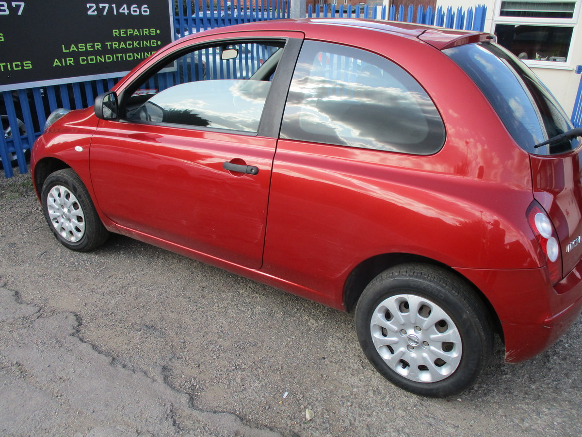 2010 SOUND DRIVER THIS MICRA PETROL 5 SP 3 DOOR A GOOD RUNAROUND For Sale (picture 6 of 6)