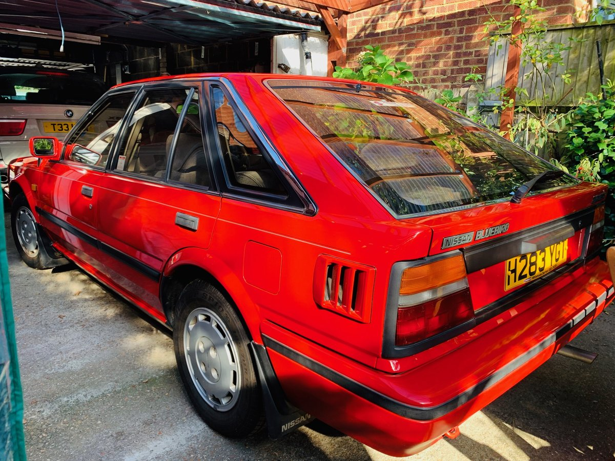 1990 Nissan Bluebird 2.0i GSX SOLD (picture 2 of 6)
