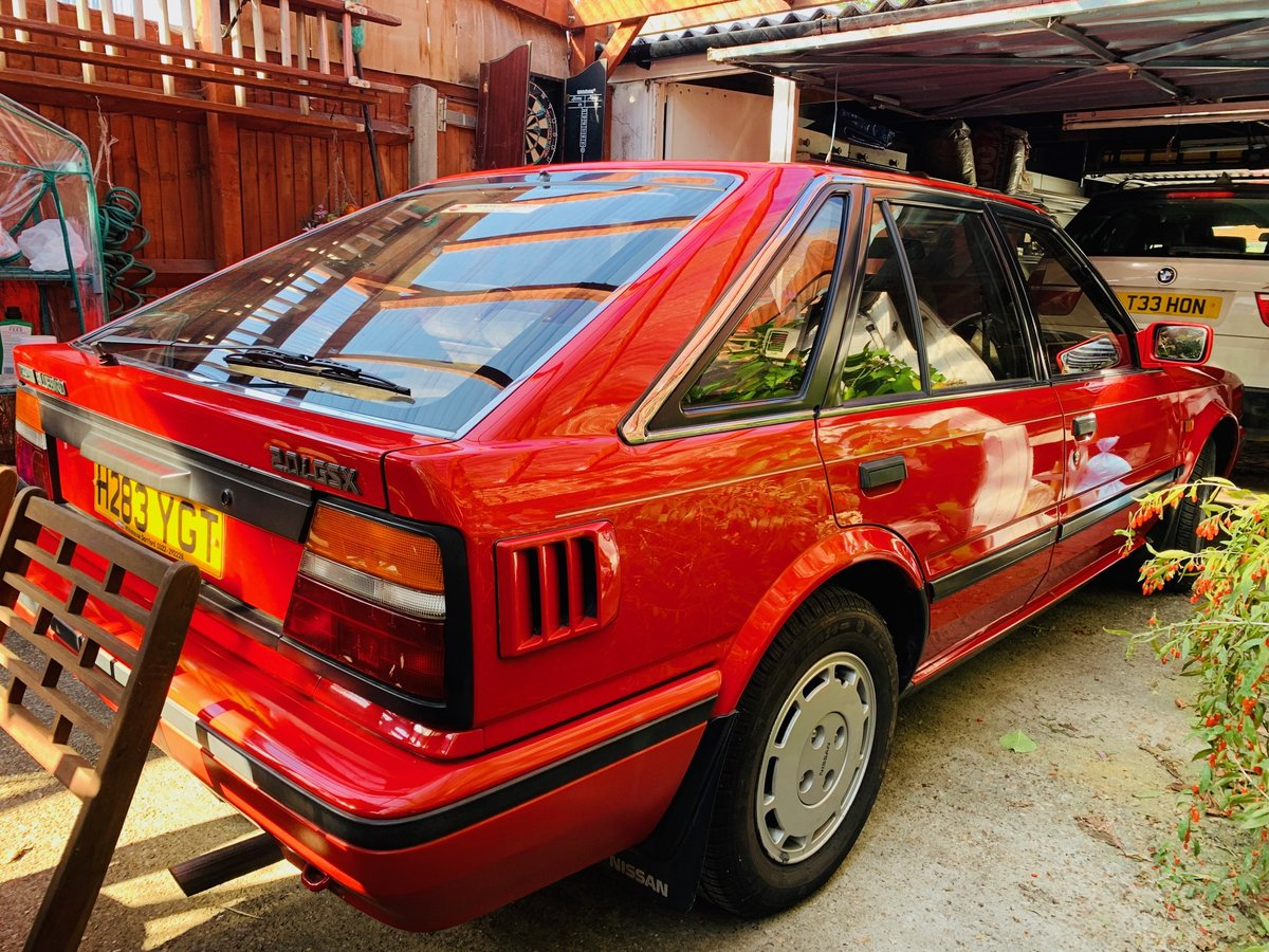 1990 Nissan Bluebird 2.0i GSX SOLD (picture 4 of 6)