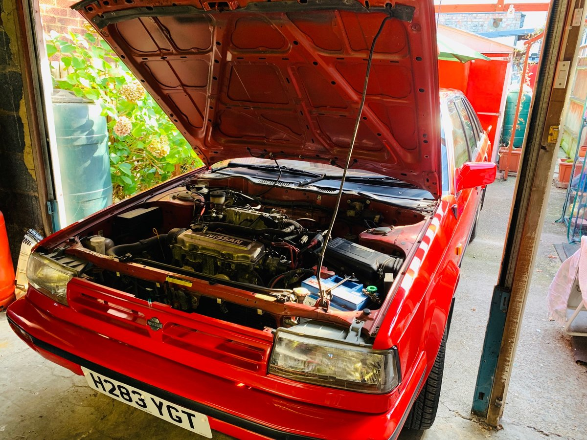 1990 Nissan Bluebird 2.0i GSX SOLD (picture 6 of 6)