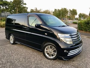 2003 FRESH IMPORT NISSAN ELGRAND RIDER AUTO 3.5 8 SEATS For Sale
