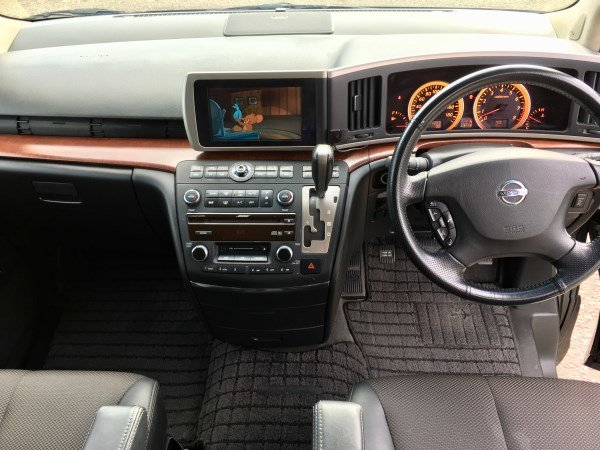 2006 FRESH IMPORT NISSAN ELGRAND HIGHWAY StAR AUTO 3.5 4WD For Sale (picture 6 of 6)
