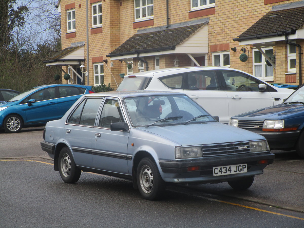 1986 Nissan Sunny SGL For Sale (picture 2 of 6)