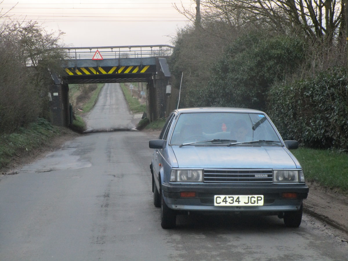 1986 Nissan Sunny SGL For Sale (picture 4 of 6)