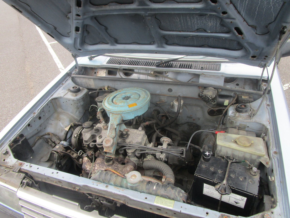 1986 Nissan Sunny SGL For Sale (picture 5 of 6)
