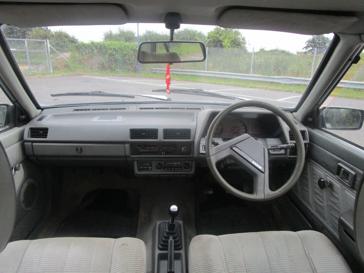 1986 Nissan Sunny SGL For Sale (picture 6 of 6)